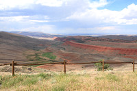 Wide View of Red Canyon